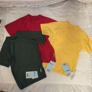 3 Rash guard Swim shirts